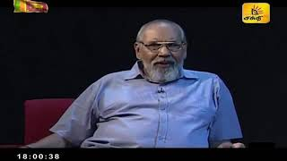 Former Northern Chief Minister C. V. Wigneswaran