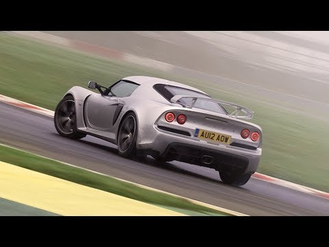 How To Drift A Lotus Exige S