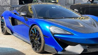MORE BAD NEWS ABOUT MY MCLAREN! JUST KEEPS GETTING WORSE..