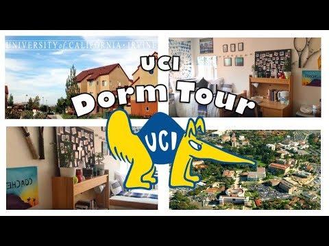 Dorm Room Tour 2017 - UCI