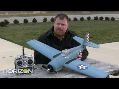 HorizonHobby.com Review - ParkZone F4F Wildcat BNF and PNP