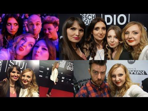 VLOG FashionPhilosophy Fashion Week Poland, Gala MAKE-UP TRENDY, Pokaz Łukasza Jemioła