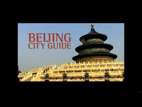 Globe Trekker - Beijing City Guide featuring Megan McCormick
