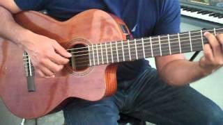 Balada para Adelina, Guitar