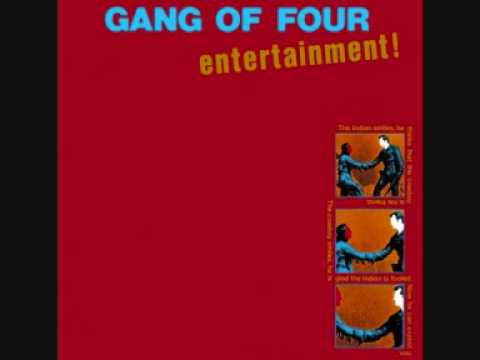 Gang Of Four - Entertainment! - Damaged Goods