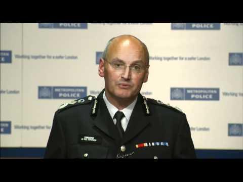 Met Police chief Sir Paul Stephenson quits