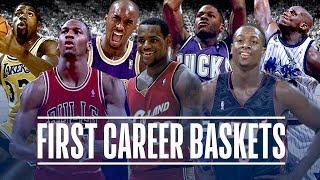 download lagu 50 First Career Baskets From Nba Players gratis