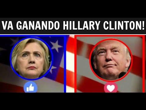 ¿Quien Va Ganando Elecciones en Estados Unidos 2016?