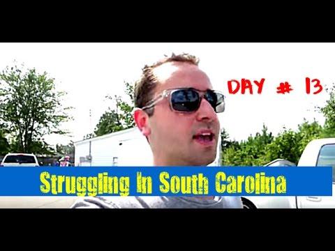 Day # 13 of 32: Struggling To Turn A Profit In Carolina....
