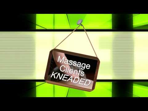 Massage Clients KNEADED - Royalty Free Massage Therapy Video #222