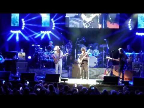 Carlos Santana And Neal Schon