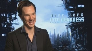 Star Trek: Benedict Cumberbatch does French