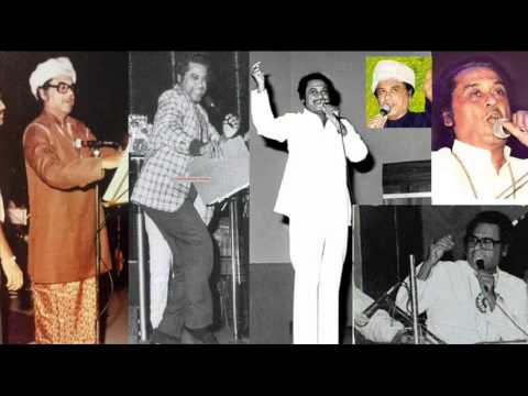 Hamein Aur Jeene Ke Chahat Na Hoti - Kishore Kumar Live In Concert...