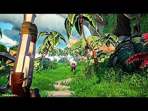 SEA OF THIEVES Gameplay (E3 2017)