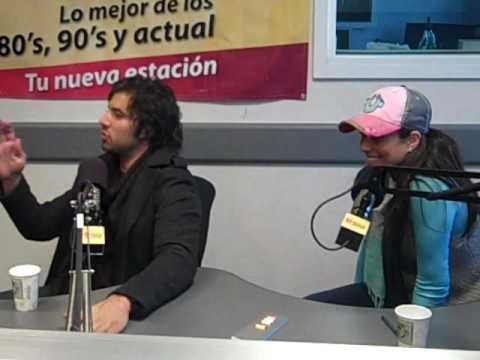Entrevista con JenCarlos Canela y Gaby Espino Video