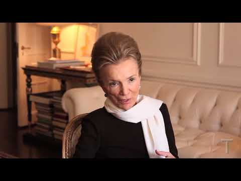 Lee Radziwill Interview - T Magazine (NYT)