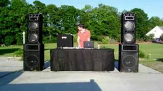 Setting up my DJ audio setup in 15minutes!