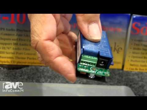 InfoComm 2014: Gilderfluke & Co. Highlights the Amp-50 and SD-Series Audio Player