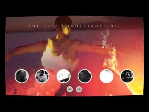Nelly Furtado - The Spirit Indestructible (Interactive Menu)