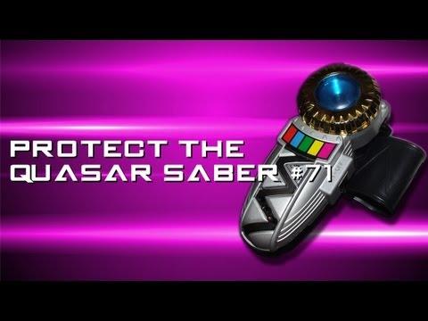 Ranger Rants 71 Protect the Quasar Saber