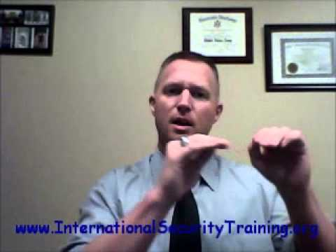 Corporate Security Liability - Executive Protection - Casino Security - Management 11-5-2012 Image 1