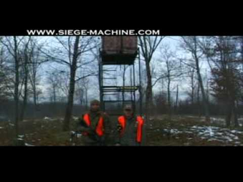 Siege Machine- The Ultimate Mobile Tower Blind