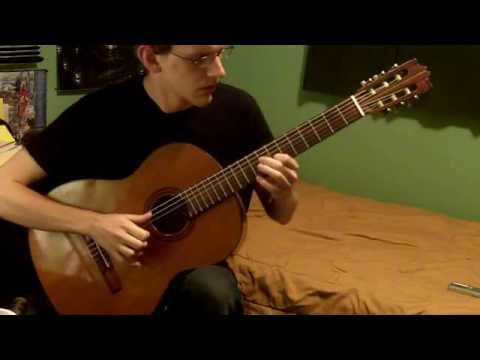 Andrew York - Intro to Sunburst/Sunburst (cover)
