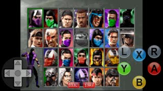 Ultimate Mortal Kombat 3 para Android