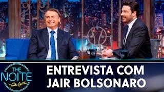 Entrevista com Jair Bolsonaro  | The Noite (30/05/19)