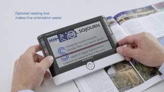 Visolux HD Digital Magnifier | Electronic Magnifiers | Eschenbach