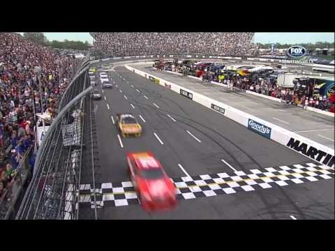 Best Nascar Sprint Cup Series Finishes of 2012