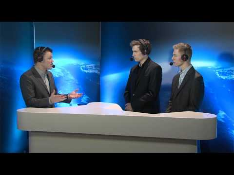 Taipei Assasins vs Gambit Gaming post-match analyst desk | IEM Katowice WC LOL 2014
