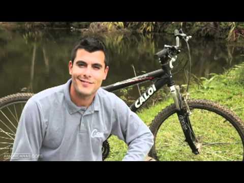 Americanas.com l Bicicleta Mountain Bike Caloi XRT Aro 26 21v Full Suspension