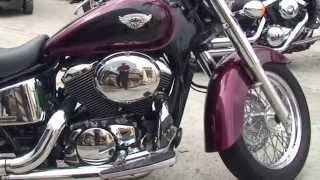 K5887 HONDA SHADOW 400