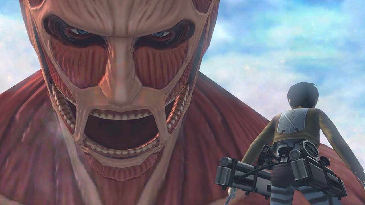 Attack on Titan Pictures Attack on Titan The Game 3ds