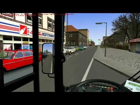 Omsi Bus simulator Dublin Bus Diesel Electric Hybrid Route 16 to Santry