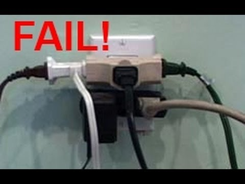 MULTIPLE SUMP PUMPS ON 1 CIRCUT = FAIL! Know your equipment: