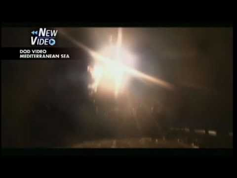 WATCH: First Video of Tomahawk Missiles Fired on Libya By U.S.