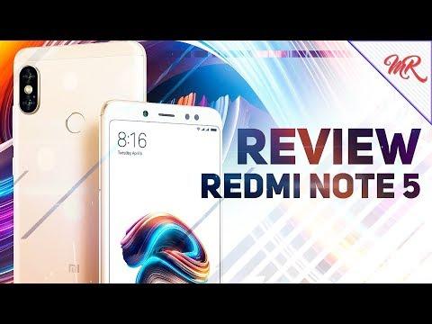 REVIEW Xiaomi Redmi Note 5 en Español ◊ Marcos Reviews