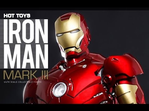 [PREVIEW] Hot Toys Iron Man Mark 3 DIECAST / DiegoHDM