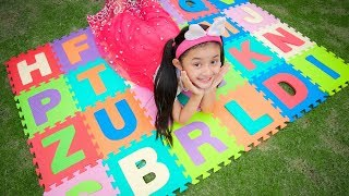 ABC Song 2 | Mina Kids Songs & Nursery Rhymes