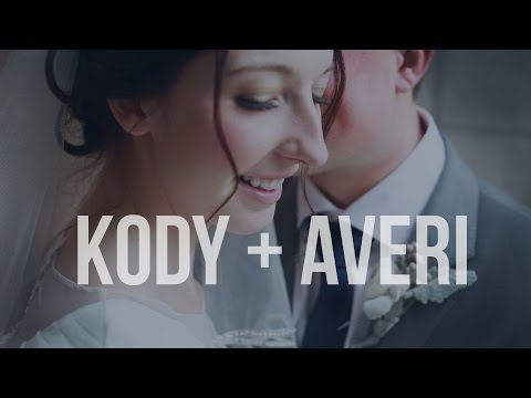 Winter Wedding Video at the Salt Lake City Temple (Utah Wedding Videographer)