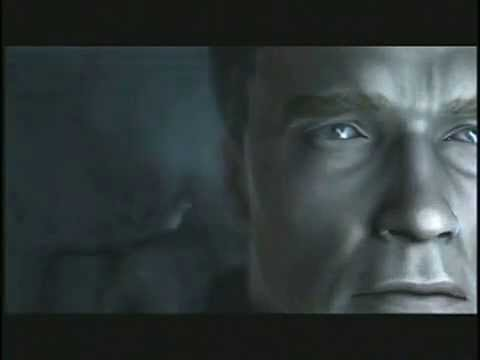 Terminator 3: Rise Of The Machines - PC Trailer Official