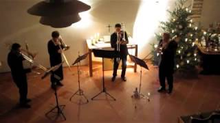 Harlem Express (Jack Gale) - Würzburger Posaunenquartett (wuerzburg trombone quartet)
