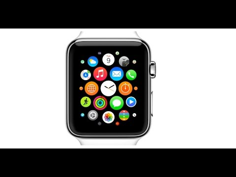 Meet The Iwatch... Or Apple Watch... Or Something