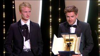La caméra d'or est attribuée à Girls de Lukas Dhont - Cannes 2018