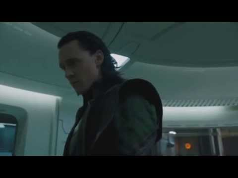 Loki Steals Black Widow's Bra