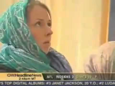 CNN TV Reporter Converts to Islam 2010