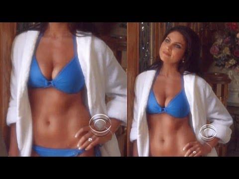 Nadia Bjorlin bikini HD