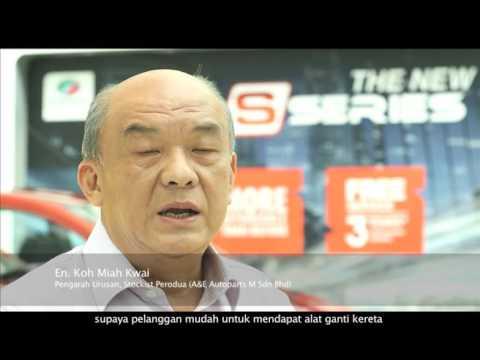 Video Pemasaran Jenama & Branding Malaysia Terbitan Untuk Perodua Dokumentari epi5 news